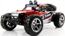 RC auto buggy Subotech, červená