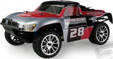 RC auto HIMOTO SHORT COURSE, červené