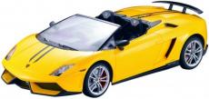 RC auto Lamborghini Gallardo LP 570-4 Spyder Performant, žlutá