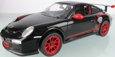 RC auto Porsche 911 GT3 RS, černá