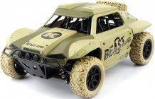 RC auto Racing rally, písková