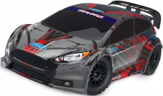 RC auto Traxxas Ford Fiesta