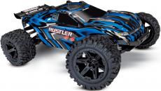 RC auto Traxxas Rustler 1:10 4WD RTR, modrá