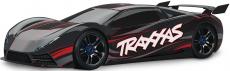 RC auto Traxxas XO-1 1:7 TQi BlueTooth RTR, černá