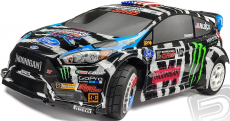 RC auto WR8 3.0 RTR 2,4 GHz