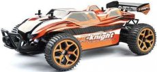 RC auto X-Knight Truggy Fierce, oranžová