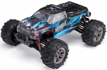 RC auto Q901C Spirit brushless, modrá
