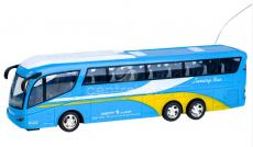 RC autobus DELUXE, modrá