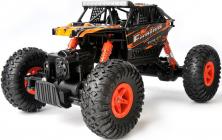 RC crawler Engine 1:18, oranžová