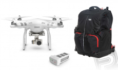 Dron DJI Phantom 3 Advanced, set 2