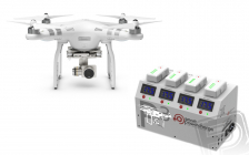 RC dron DJI - Phantom 3 Advanced, set 1