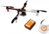 RC dron F450 + Naza-M V2, GPS, podvozek