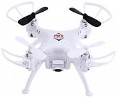 RC dron HI-TEC Nano FPV, bílá