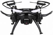 RC dron HI-TEC Nano FPV, černá