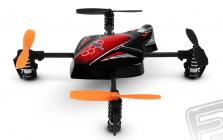 RC dron Micro Q4, stříbrná