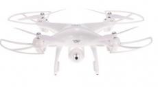 RC dron S70W, bílá