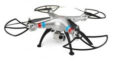 RC dron SYMA X8G 5Mpix Full kamera - 18min letu