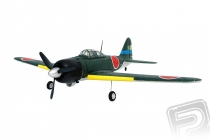 RC letadlo A6M Zero (Baby WB)