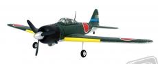 RC letadlo A6M Zero V2 (Baby WB) - mód 1