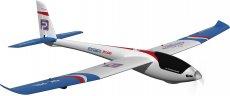 RC letadlo GAMA 2100, 2.4GHz brushless - mód 1
