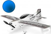 RC letadlo Katana, modrá