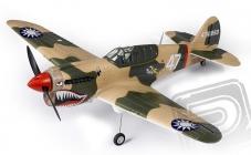 RC letadlo P-40 Warhawk (Baby WB) - mód 1