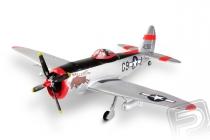 RC letadlo P-47 Thunderbolt V2 - mód 1