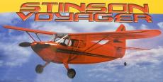 RC letadlo Stinson Voyager