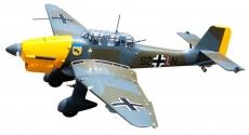 RC letadlo STUKA JU-87 ARF
