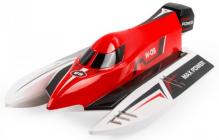 RC loď Speed Boot Brushless, červená