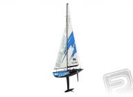 RC plachetnice Naulantia modrá