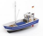 Stavebnice rybářské lodi Möwe 2