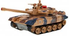 RC soubojový tank s kouřem T90