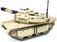 RC stavebnice Bojový tank Panzer