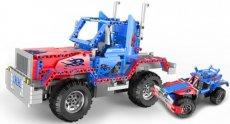 RC stavebnice Truck 2v1