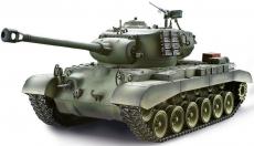 RC tank M26 Pershing Snow Leopard 1:16