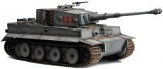 RC tank Tiger I 1:16, šedá