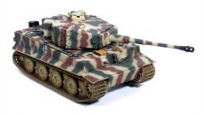 RC tank Tiger I IR 1:16, pozdní verze