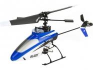 RC vrtulník Blade mSR RTF modrá, mód 2