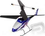 RC vrtulník Draco 1, modrá