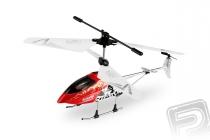 RC vrtulník Nanocopter, červená