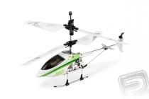 RC vrtulník Nanocopter, zelený