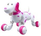 RC Robo-Dog - pes, růžový