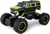 RC auto Rock Crawler 4x4 1:14, zelená