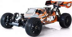 RTR Buggy SPIRIT NXT 4WD včetně .21 Alpha Power motoru