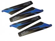 WL toys S929-02 hlavní listy rotoru modré