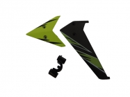 WL toys S929-03 ocasní stabilizátory zelené