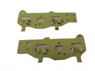 WL toys S929-12 rám kovový část B zelený