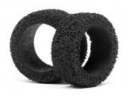 Sada mechových pneumatik (směs soft/4 ks) pro Q32