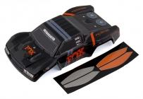 SC28 lakovaná karoserie FOX edition